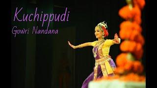 Brahmanjali| Kuchippudi | Gowri Nandana |