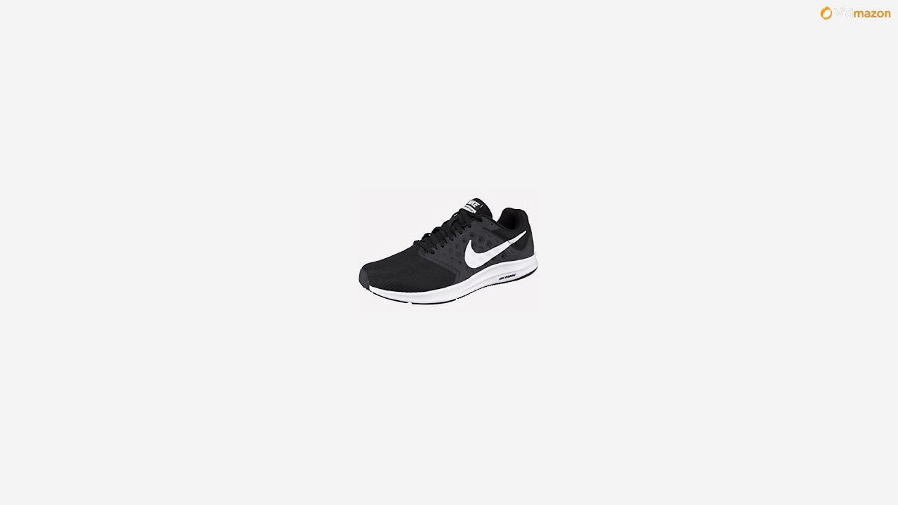 665f563c8524 Nike Mens Downshifter 7 Black White Anthracite Running Shoe 9.5 Men US.  Best Shoes reviews