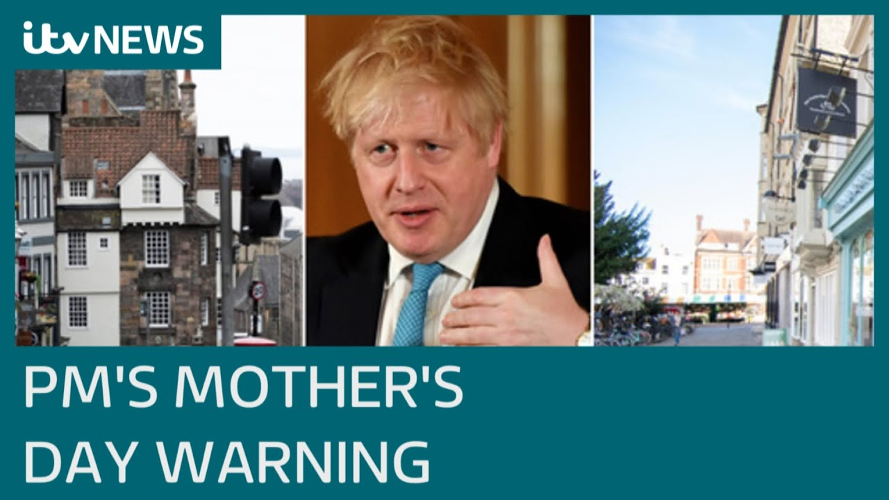 PM in Mother's Day warning as virus 'accelerates'