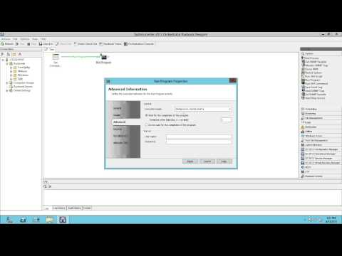 System Center 2012 SP1 Orchestrator: Building a Runbook
