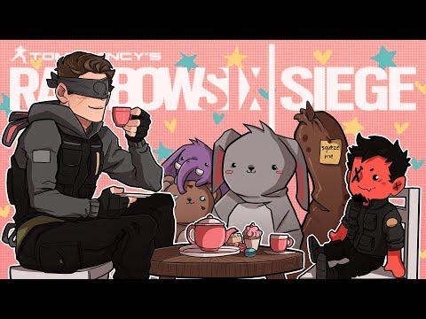 OHM'S 'PRIVATE' TEA PARTY! | Rainbow Six: Siege (w/ Ohmwrecker)