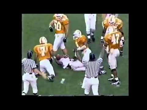 1996 #7 Alabama vs. #6 Tennessee Highlights
