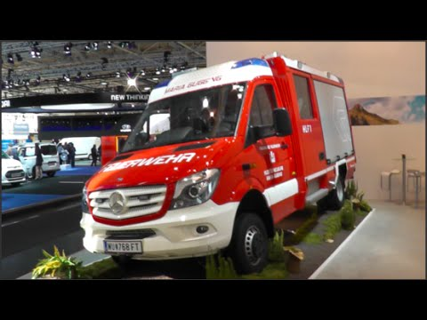 Mercedes benz sprinter fire truck 2015 in detail review for Mercedes benz sprinter service