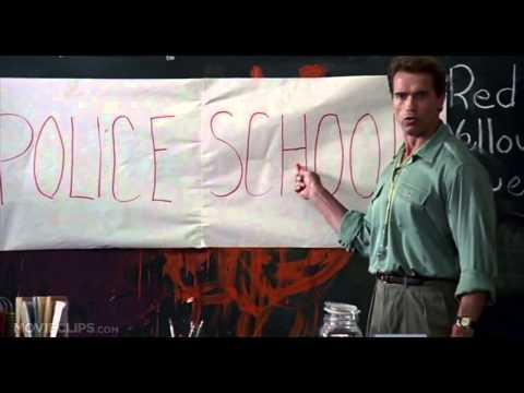 Kindergarten Cop 8 10 Movie CLIP   You Belong to Me! 1990 HD