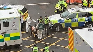 video: Friday evening news briefing: Deadly hotel knife rampage in Glasgow