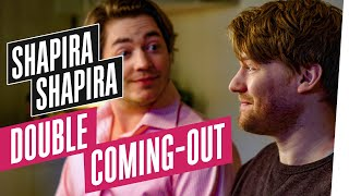 "Shapira Shapira – ""Double Coming-Out"""