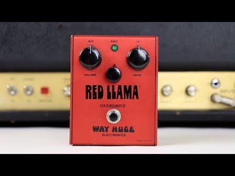 Way Huge Red Llama Tone Control