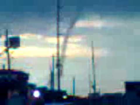 tornado in tondo manila