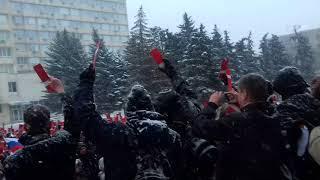 День свободных выборов Воронеж 24 декабря 2017 г.