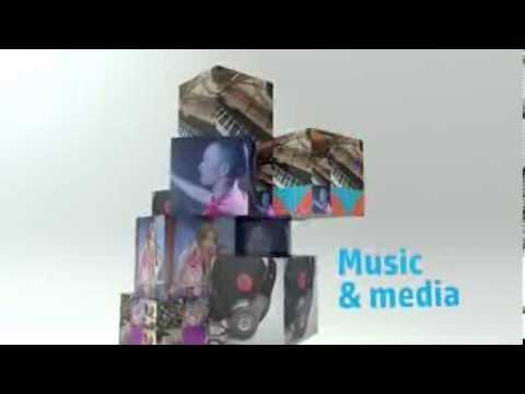 HP Graduate Careers - Aurasma Augmented Reality Activated CGI Video
