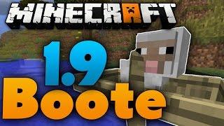 Minecraft 1.9 Boote - Tipps & Tricks