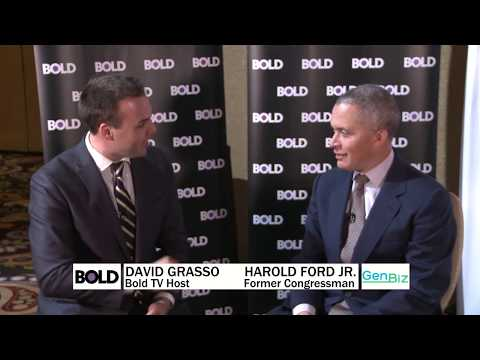 Former Congressman Harold Ford on 'Free College': Education Reform Often More Rhetoric Than Action
