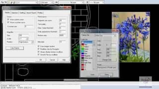 Changing The Background Colour In A Gardencad Or Dcad Drawing