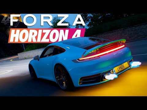 Der neue Porsche 911 (992) Carrera S!! - FORZA HORIZON 4 Part 95 | Lets Play