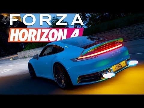 Der neue Porsche 911 (992) Carrera S!! - FORZA HORIZON 4 Part 95 | Lets Play thumbnail