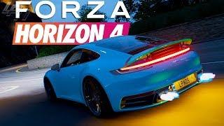 Der neue Porsche 911 (992) Carrera S!! - FORZA HORIZON 4 Part 95 | Lets Play
