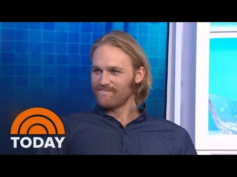 Wyatt Russell Stars In His 1st TV Role, 'Lodge 49'  TODAY