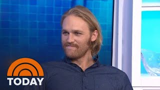 Wyatt Russell Stars In His 1st TV Role, 'Lodge 49' | TODAY