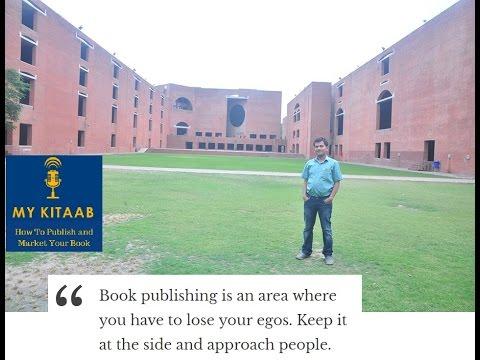 Anurag Singal_Sharing my experience of authoring books