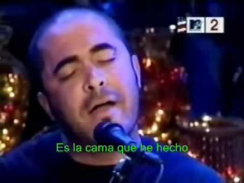 Staind-Fade (Unplugged)-Subtitulado En Español