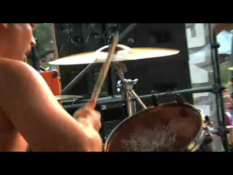 "The Sword -- ""Barael's Blade"" @ Fun Fun Fun Fest 2009"