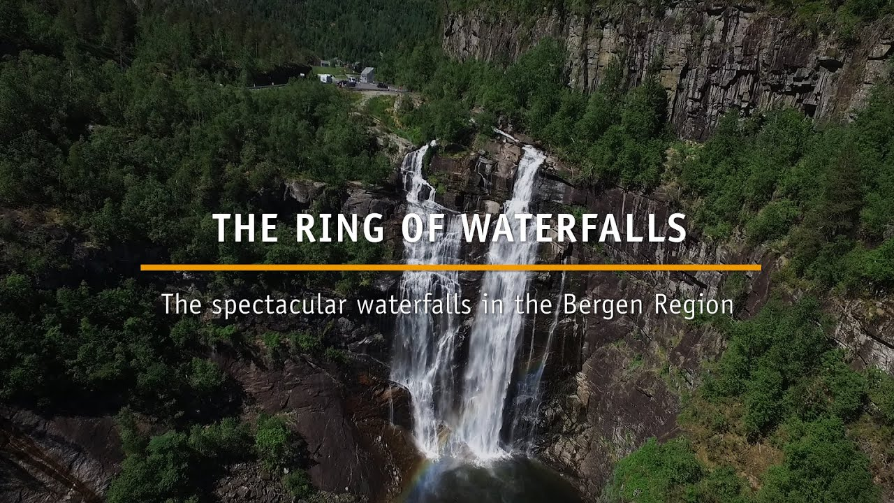 Thumbnail: The Ring of Waterfalls in Bergen, Norway