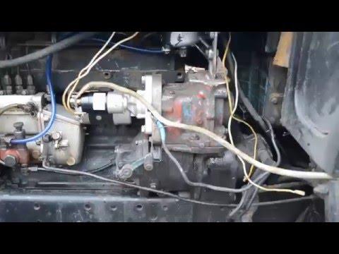 Тюнинг вихлопной труби МТЗ 892 - YouTube