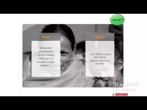 Stanford Webinar - The Achievement Habit: A Design Thinking Guide for Doers