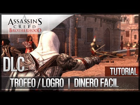 Assassin's Creed Brotherhood | Walkthrough Guía | Trofeo / Logro | Dinero fácil