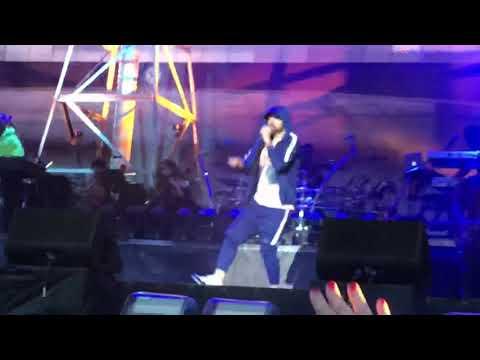Eminem - Rap God live Hannover 10.07.2018