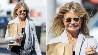 See How Goldie Hawn Reacts When Asked If Kate Hudson Is Marrying Danny Fujikawa