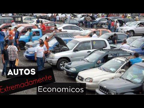 Autos Súper Económicos- Subasta En Vivo