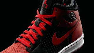 Air Jordan 1 Alpha - The Re-engineered Air Jordan 1