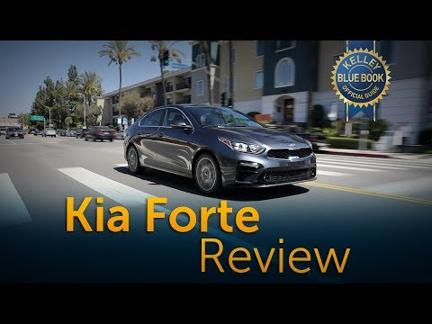 2019 Kia Forte - Review & Road Test