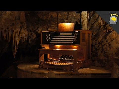 What's the world's largest musical instrument? - Science on the Web #86