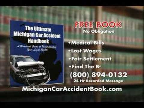 Detroit Michigan Car Accident Lawyer: Auto Accident Attorney