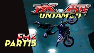 MX vs ATV Untamed - FMX - Tricks All Day!