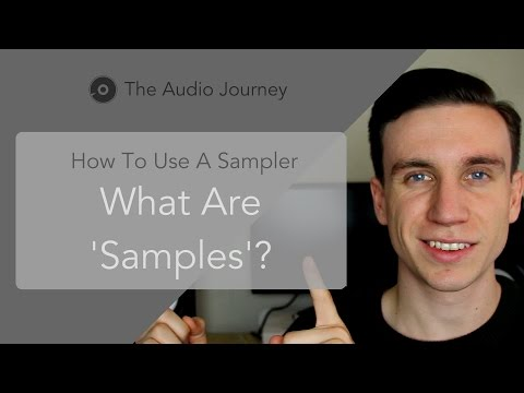 Using A Sampler - Ableton Live (5/7)