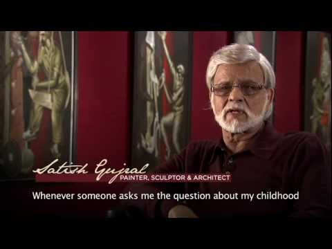 A Brush with Life (Documentary on Satish Gujral)