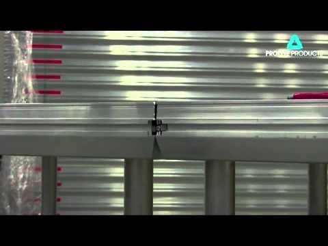 Prolyte Stagedex Locking the decks together - Part 3