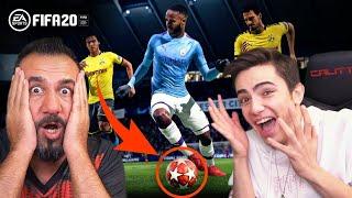 SESEGEL TARİHİ FARK !!! +14 GOL - FIFA 2020 Özel Mod