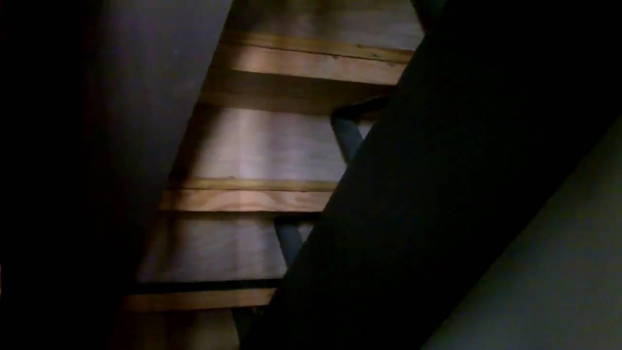 Open Stringer Staircase Overhaul. K Pinson ...