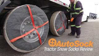BETTER THAN CHAINS? | AutoSock HANDS ON REVIEW