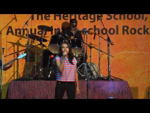 The Heritage School, Vasant Kunj competes at Wired 2016