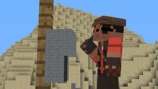 Meet the Sniper in Minecraft