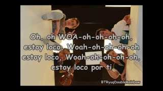 Big Time Rush- Crazy For You (en español) :D!