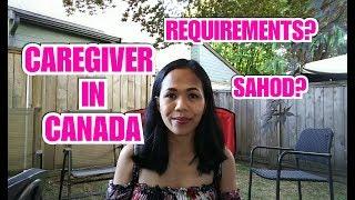 SAHOD NG CAREGIVER SA CANADA? ❤ Racz Kelly ❤