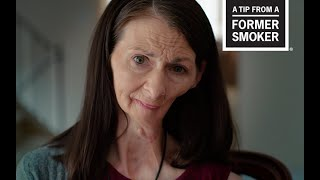Video CDC: Tips From Former Smokers - Christine: Oral Cancer Effects download MP3, 3GP, MP4, WEBM, AVI, FLV Agustus 2018