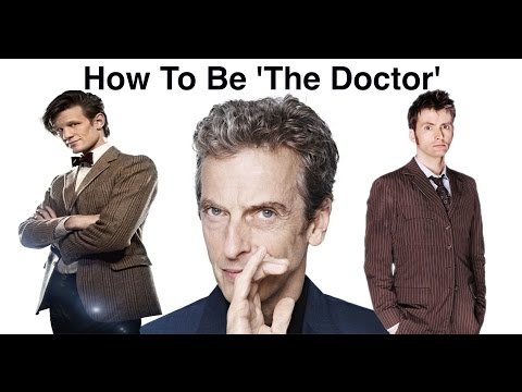 How to be 'The Doctor' - Science of Doctor Who Ep #2