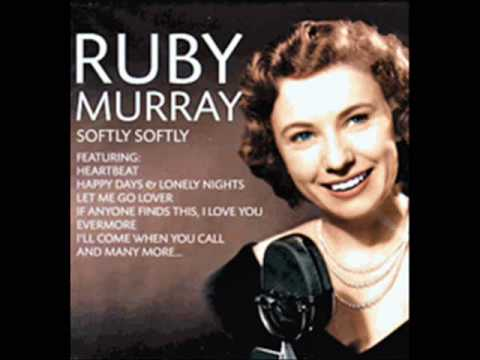 Ruby Murray When I Grow To Old To Dream